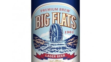 Times are tough, but Walgreens has responded with its new Big Flats 1901 brand of 50-cent lager.