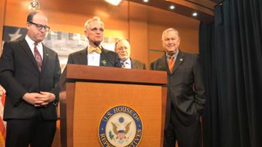 The Congressional Cannabis Caucus