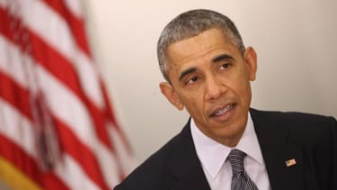 Obama on hypothetical U.S. embassy in Iran: 'Never say never'