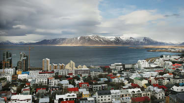 Iceland equal pay.