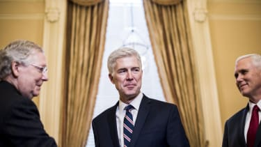 Democrats are more than justified in fighting Judge Neil Gorsuch's nomination.