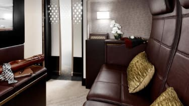 Got $21K? Fly in luxury with a private bedroom, bathroom, and butler