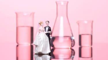 Wedding chemistry