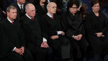 Trump is preparing to fill another Supreme Court seat.