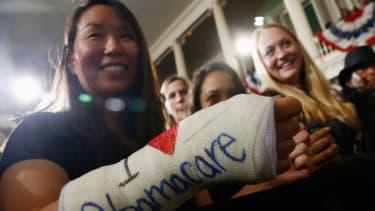 Obamacare cast