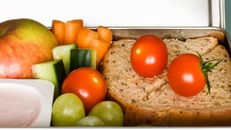 Organization can lead to healthier food choices.