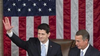 Deja vu for Paul Ryan.