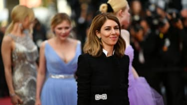 Sophia Coppola wins best director at Cannes