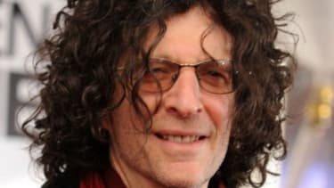 """Howard Stern is reportedly Sirius Radio's """"biggest marquee name"""" with more than 1 million faithful listeners."""