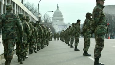National Guard to round up unauthorized immigrants.
