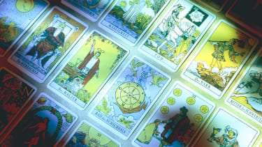 Tarot card reading is gaining credibility and popularity.