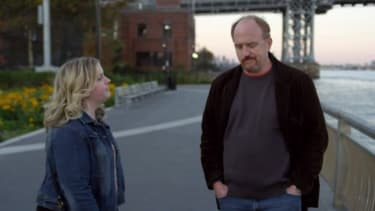 This brutally honest scene from last night's Louie tackles what it's like to be a fat girl