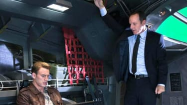If Agent Coulson lives, who or what have the Avengers avenged?