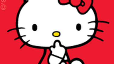 Hello Kitty is a British girl, not a cat