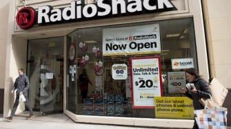 A RadioShack store in Washington, D.C.