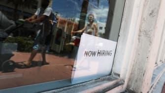 The economy added 148,000 jobs in December.