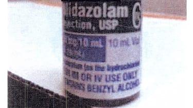 Arkansas execution drug.