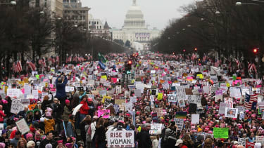 Womens march.