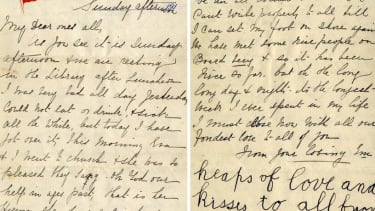 Last known letter written on the Titanic sells at auction
