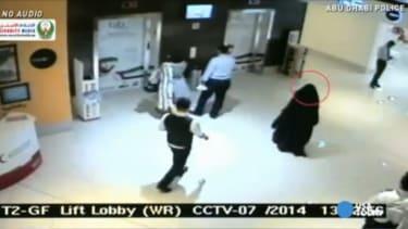 American teacher murdered in Abu Dhabi shopping mall