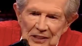 Pat Robertson on police brutality