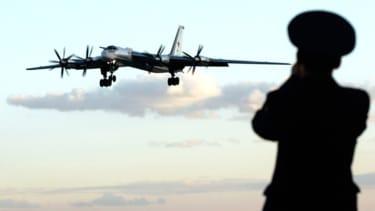 Russia Bear Tu-95