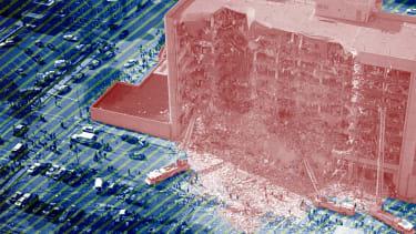 The Oklahoma City bombing.