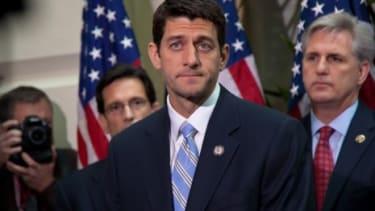 Rep. Paul Ryan's (R-Wisc.)