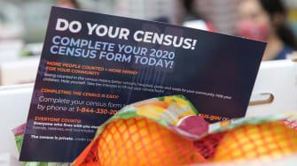 Still life with census