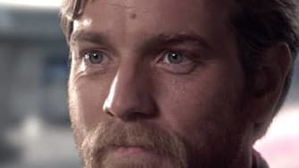 Ewan McGregor as Obi-Wan Kenobi.