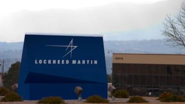 A Lockheed Martin building.
