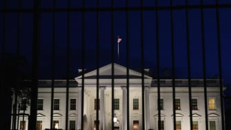 Security review concludes the White House needs 'a better fence'