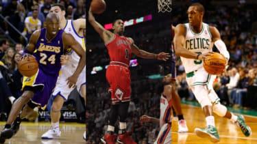 Kobe, Rose, Rondo
