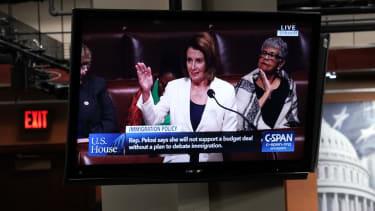 Nancy Pelosi crushes a record