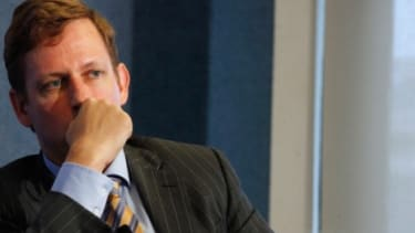PayPal co-founder Peter Thiel