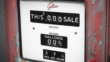 Gas prices have dropped to their lowest level since 2010
