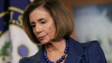 """Conservatives accuse Nancy Pelosi of favoritism as her district received 20 percent of the """"ObamaCare"""" waivers, which could be a liability for Democrats."""