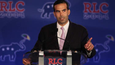 George P. Bush: Great-grandson of a senator, grandson of a president, son of a governor, and nephew of a president.