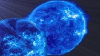 Astronomers say a supermassive star could be born soon