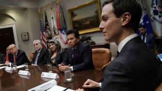 Jared Kushner tried to win the shutdown for Trump, failed
