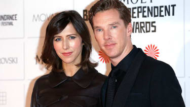 Benedict Cumberbatch will soon be a father