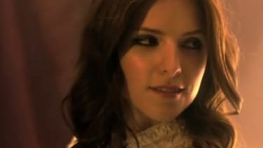"""Oscar-nominated actress Anna Kendrick stars in the new video for LCD Soundsystem's song """"Pow Pow."""""""
