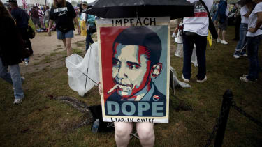 Poll: A third of Americans want to impeach Obama