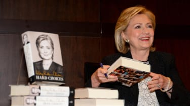 China 'effectively bans' Hillary Clinton's book