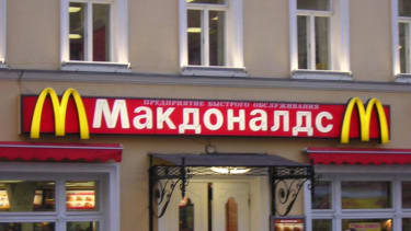 Russia shuts down several Moscow McDonald's, claims it has nothing to do with Ukraine