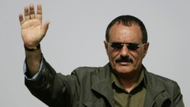Yemen's 32-year President Ali Abdullah Saleh may be the next ousted Arab power as the country is already in its fourth day of anti-government protests.