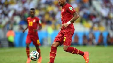 Ghana sends home two key players, boosting U.S. hopes
