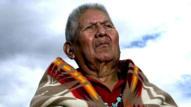 Chester Nez, last of the original Navajo code talkers, dies at 93