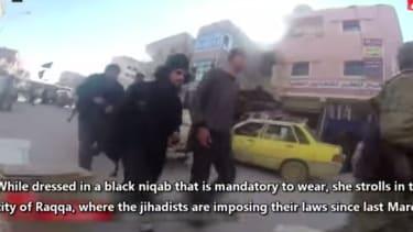 Inside Raqqa, the de facto capital of ISIS