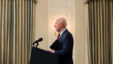 Biden in DC